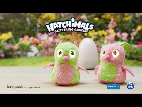 Hatchimals Glittering Garden Exclusives - Burtle
