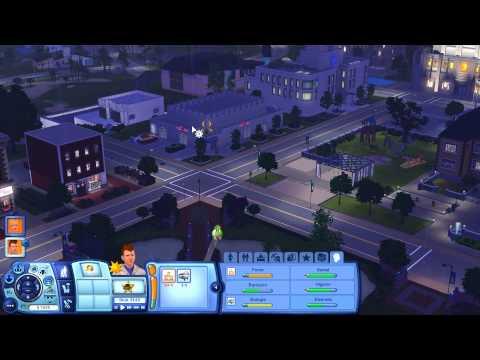 The Sims 3 - Sunset Valley 2013 - Cidade Perfeita!