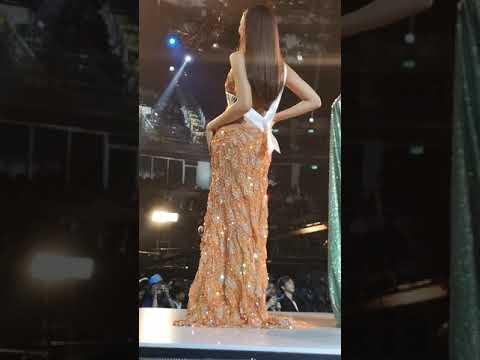 Catriona Gray Gown. Miss Universe 2018 in Bangkok Thailand! Hello Universe, It's @briadventurez