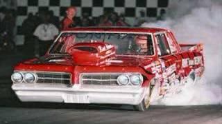 "Arnie ""THE FARMER"" Beswick Pontiac GTO Racing Tribute Video"