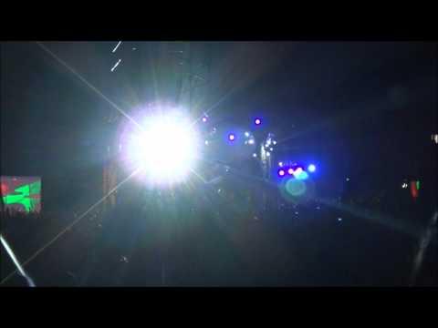 Sights & Sounds:  Calle 13 concert in Medellín, Colombia