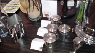 Buffet Breakfast at The Exchange Dublin