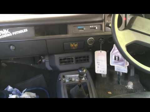 Mazda MR 91