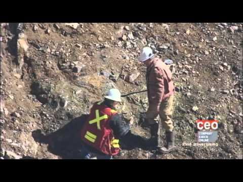 Wallbridge Mining Company Limited CEO Clip
