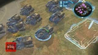 Halo Wars: Best Game Strategy 100% Win Every Time! (Elephant Rushing)