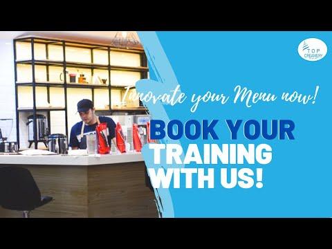 INNOVATE YOUR MENU NOW! | MILK TEA TRAINING COURSE PHILIPPINES