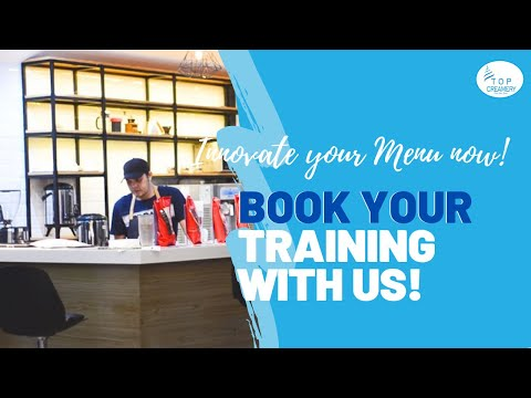 INNOVATE YOUR MENU NOW! | MILK TEA TRAINING COURSE PHILIPPINES