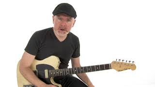 Little Girl (Eric Clapton) Guitar Lesson - Breakdown - Jeff McErlain