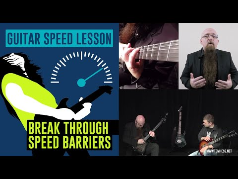 [Guitar Speed Lesson]