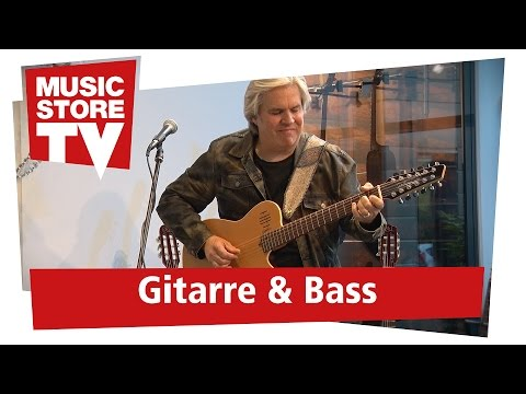 The Godin Guitar Show with Doyle Dykes // MUSIC STORE Live