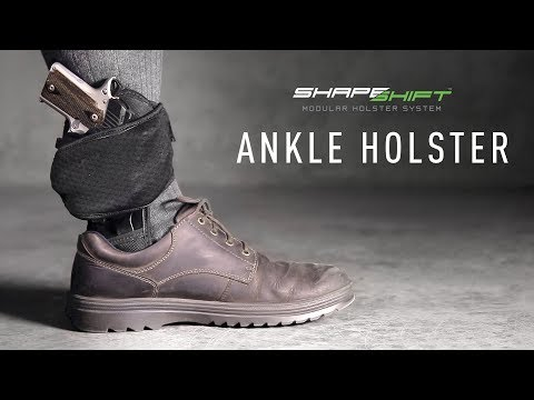 Most Comfortable Ankle Holster for Conceal Carry | Alien