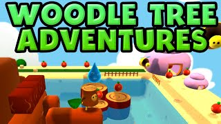 Indie Time: WOODLE TREE ADVENTURES