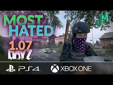 DayZ PvP 🎒 How to be HATED 🎮 PS4 XBOX Official Servers