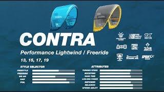 2019 Contra Kite (Cabrinha Kitesurfing)