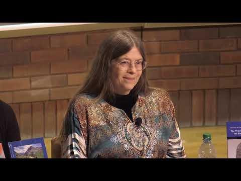 Gwen Hart & Susan McLean poetry reading 2 27 2017