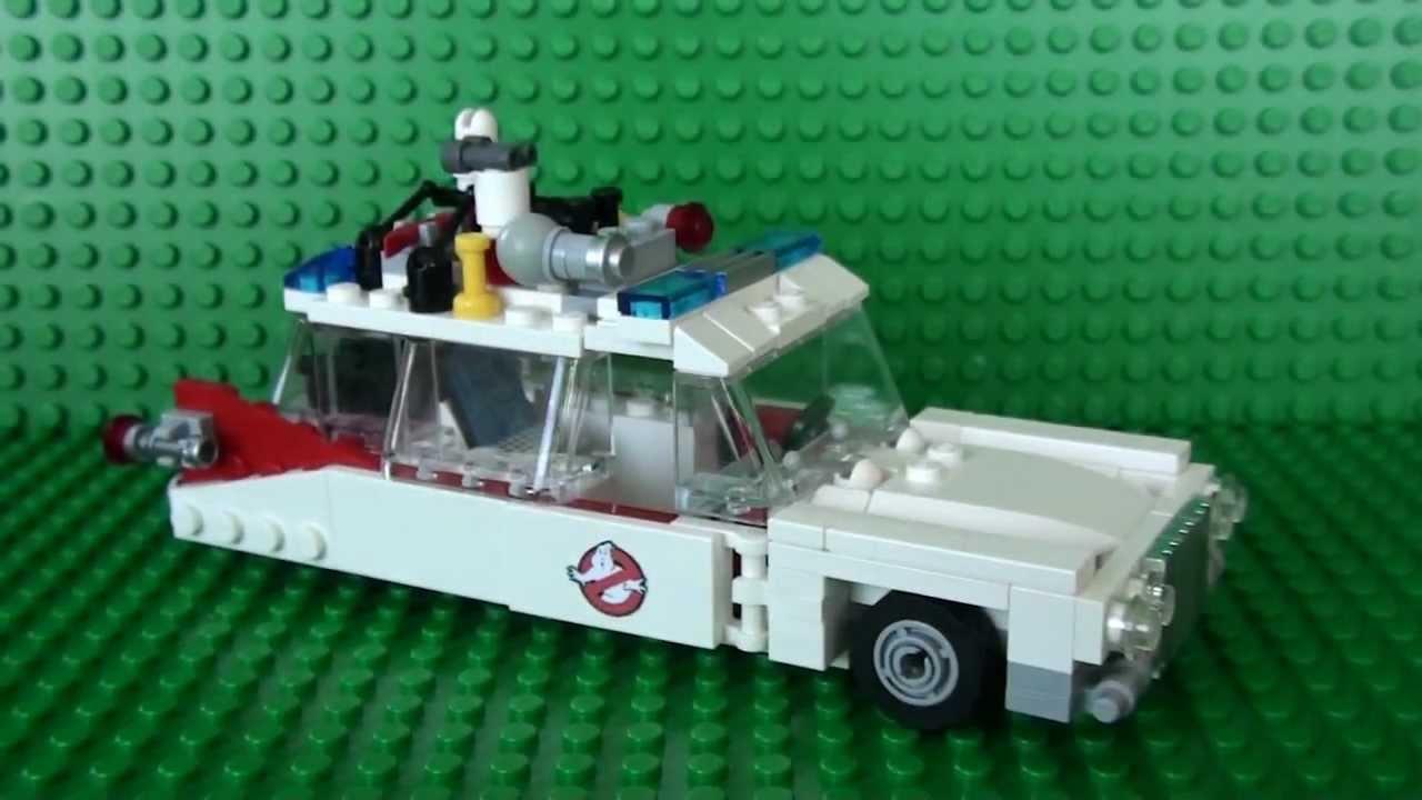 Ghostbusters  Car Lego