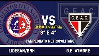 G.E. Aymoré terceiro Lugar Metropolitano de Futsal ... 6152aedb78b41