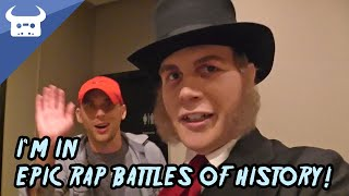 Repeat youtube video I'm in EPIC RAP BATTLES OF HISTORY!
