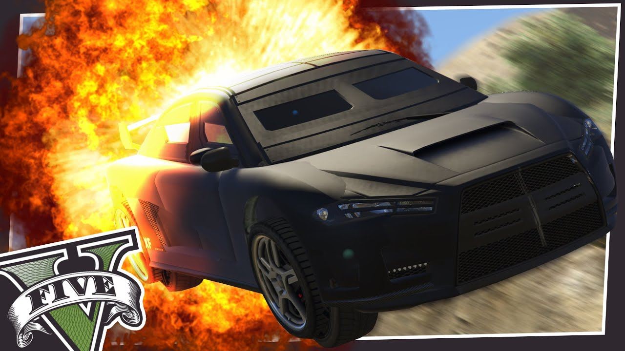 Armoured Supercars In Gta Youtube