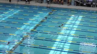 女子丙組 50米蛙泳決賽