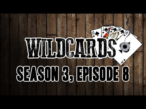 "Wildcards - Season 3 - Episode 8 - ""The Station Agent"""
