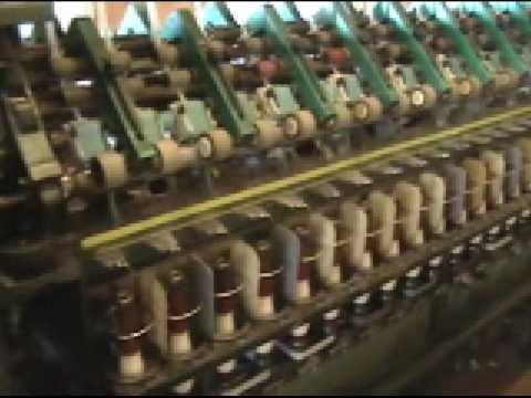 Waite Hill Fabrics Machinery