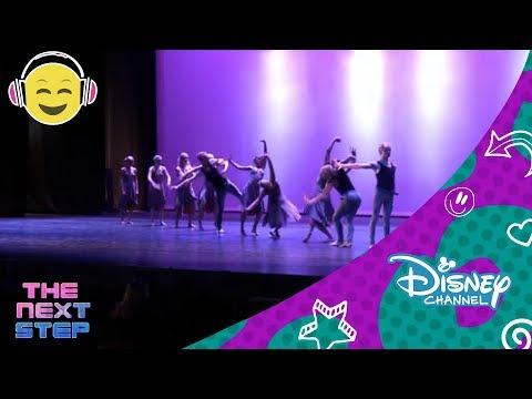 Disney Channel España | The Next Step | Baile 53: Semifinales-Suecia