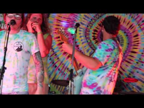 "The Brickyard Boys - ""Frisbee Blues"" 5-31-14 LIVE @ The Brick BBQ"