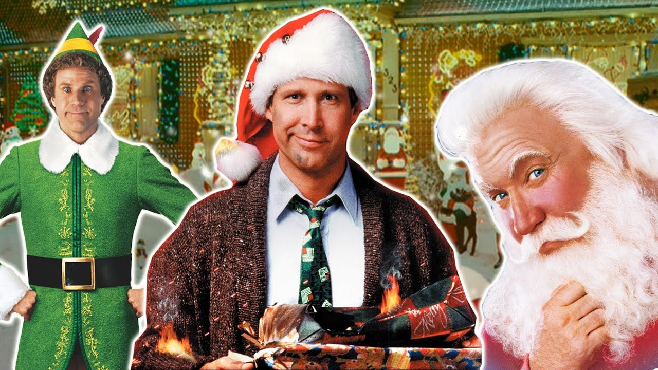 The Ultimate Christmas Movie - Supercut - YouTube