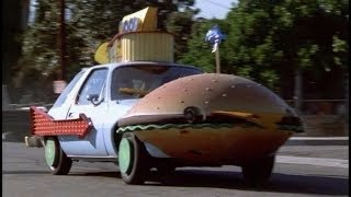'Good Burger' Car Is Up For Sale!