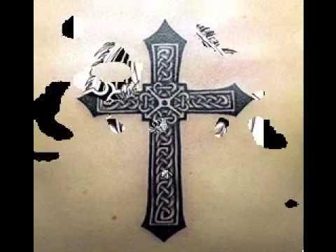Ideas Tatuaje De La Cruz La Imagen Del Diseño Youtube