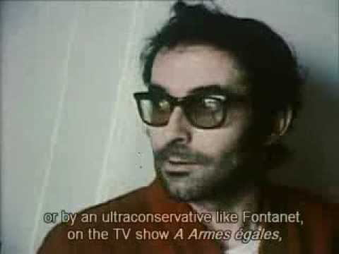 Jean Luc Godard Interview From 1972