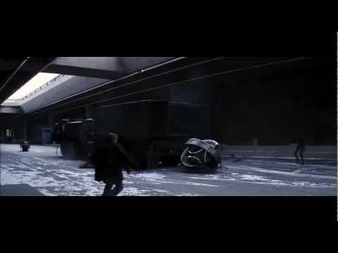 The Dark Knight Rises -The HERO Bruce Wayne saves Gotham [HD]