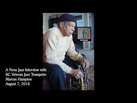 A Neon Jazz Interview with KC Veteran Jazz Trumpeter Marcus Hampton