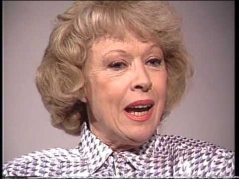 Jane Kean, Honey Merrill--Jackie Gleason 1987 TV Tribute