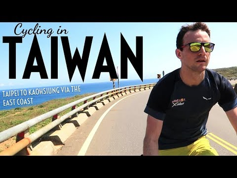 Cycling in Taiwan: Taipei to Kaohsiung via the East Coast