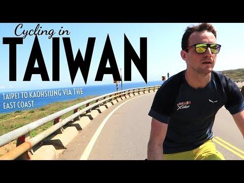Cycling in Taiwan: Taipei to Kaohsiung via the East Coast