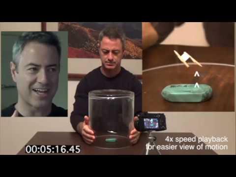Moving toothpicks with telekinesis Part 1 w Sean McNamara, MindPossible.com