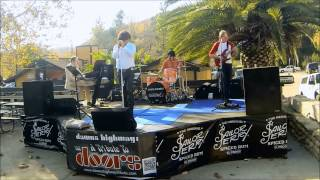 Dawns Highway: A Tribute to The Doors--Alabama Song / Backdoor Man