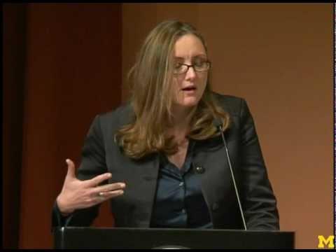 Anna Dyson: University of Michigan Taubman College Future of Technology