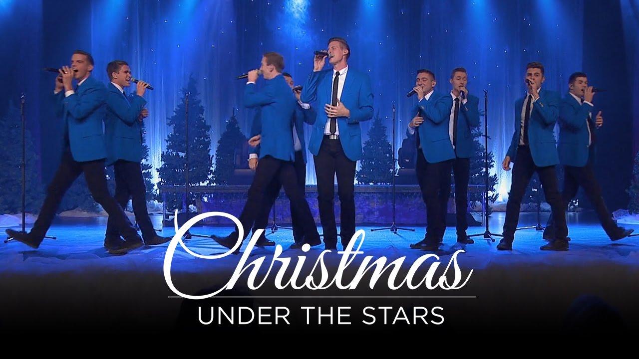 The First Noel   BYU Vocal Point   Christmas Under the Stars on BYUtv - YouTube
