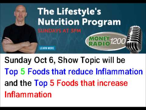 Lifestyles Nutrition Radio Program No 19 Oct 6 2013