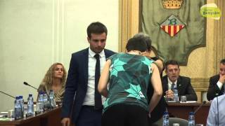 Miquel Noguer (CiU) reelegit alcalde de Banyoles