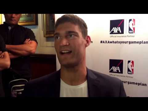 Brook Lopez: 'Natural partnership' for ex-teammate Blatche to play for Gilas