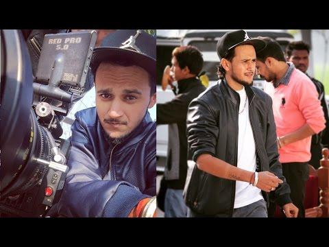 Director Jyot Kalirao 2015 Shot From End Ni Video Shoot