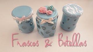 """Decora frascos & botellas """"!♥ Thumbnail"""