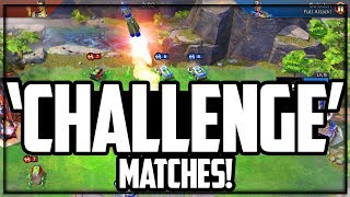 WIN the CHALLENGE Matches! Command and Conquer: Rivals!
