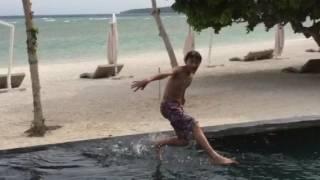 family holiday in bohol