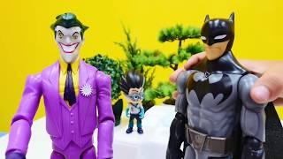Joker Pjmaskeliler'i slime belasına bulaştırdı