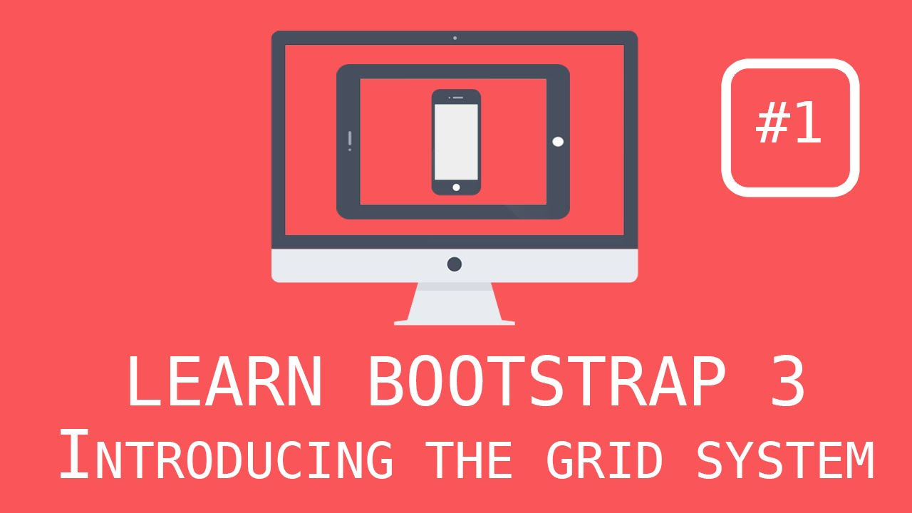 Bootstrap 3 tutorials 1 installing bootstrap introducing the bootstrap 3 tutorials 1 installing bootstrap introducing the grid system youtube baditri Image collections
